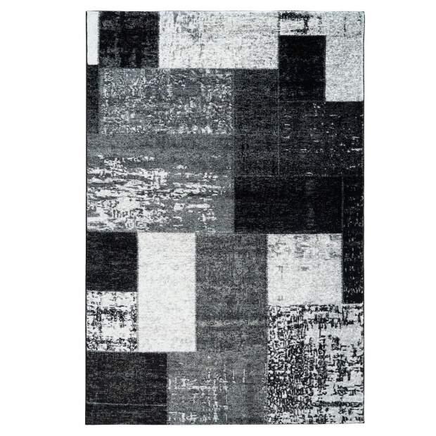 Teppich Inspiration 5786 Schwarz