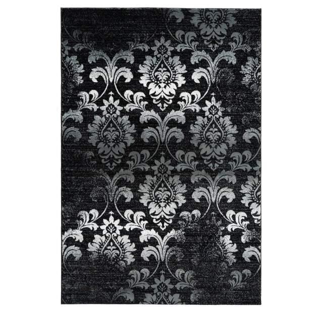 Teppich Inspiration 5792 Schwarz