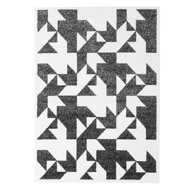 Teppich Moda 5772 Schwarz