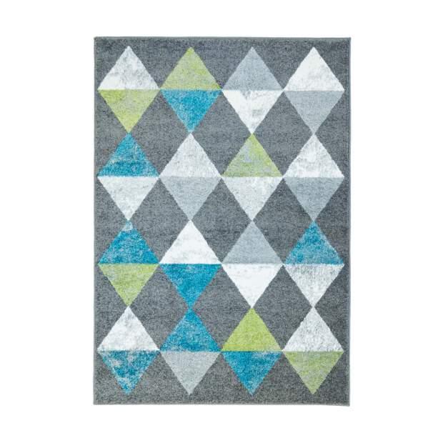Teppich Moda 1530 Grau