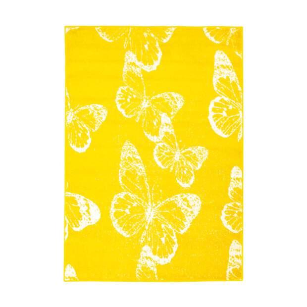 Teppich Moda 1507 Gelb