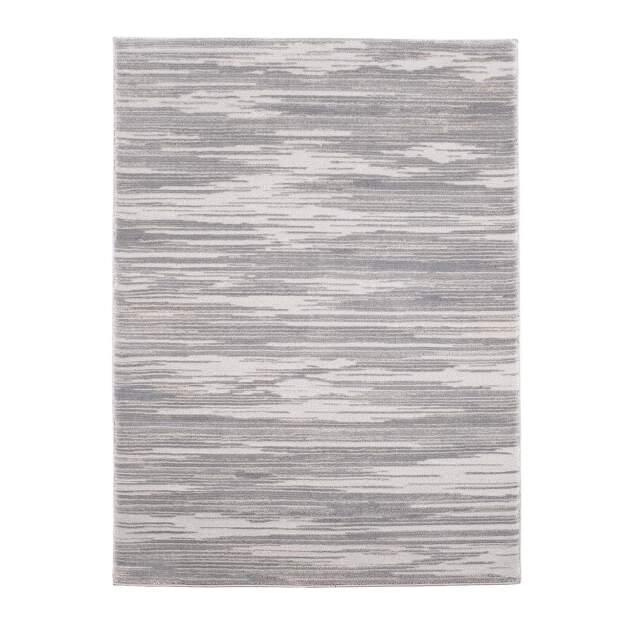 Teppich Klassisch Platin 7737 Grau