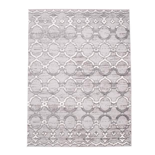 Teppich Klassisch Platin 7885 Grau