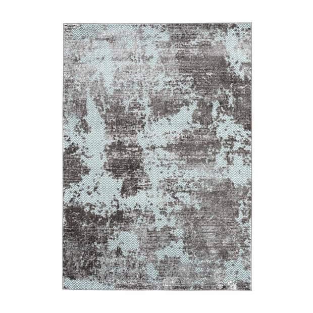 Teppich Moda 1137 Blau