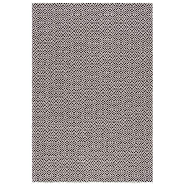 Baumwollteppich 21400 Grau