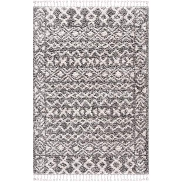 Teppich Pulpy 514 Grau