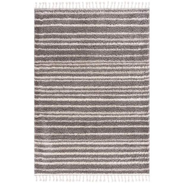Teppich Pulpy 520 Grau
