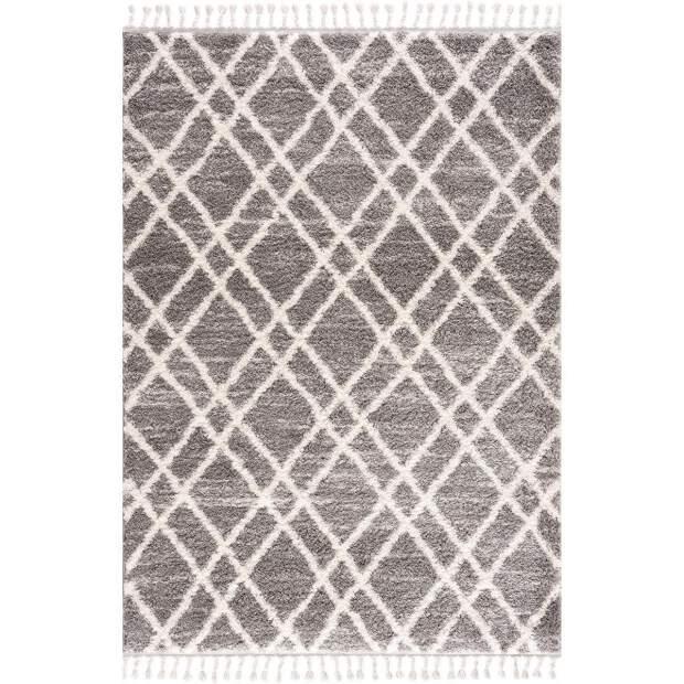 Teppich Pulpy 540 Grau