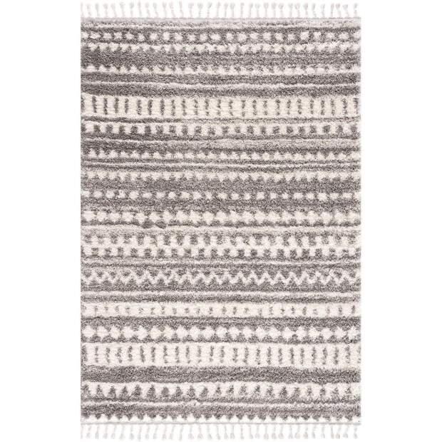 Teppich Pulpy 542 Grau