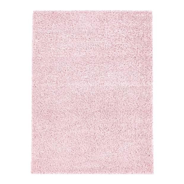 Teppich Shaggy 500 Rosa