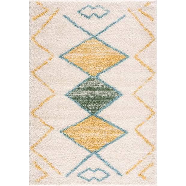 Teppich Pulpy 557 Gelb