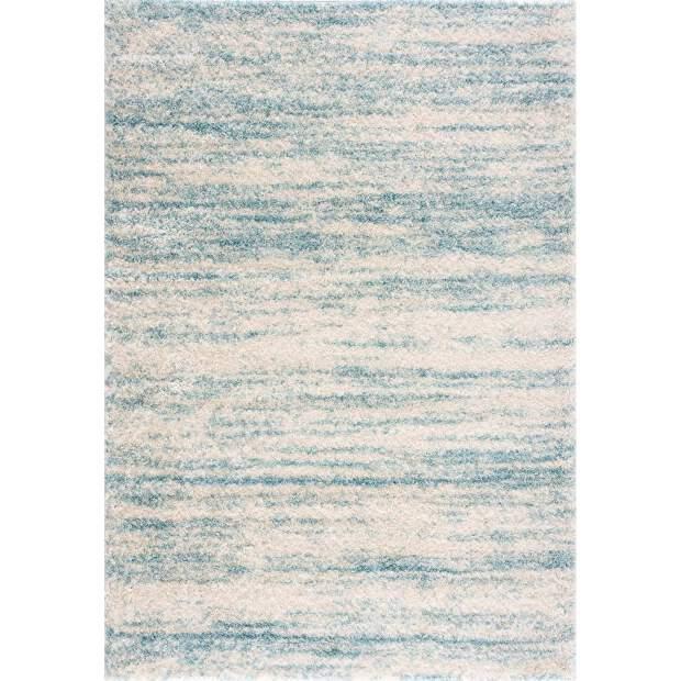 Teppich Pulpy 524 Blau