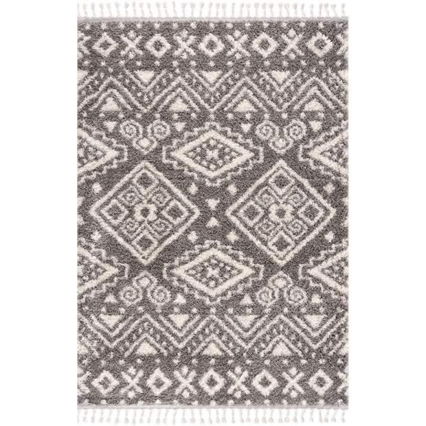 Teppich Pulpy 541 Grau