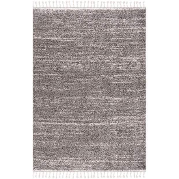 Teppich Pulpy 524 Grau