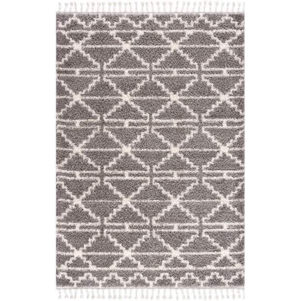 Teppich Pulpy 530 Grau
