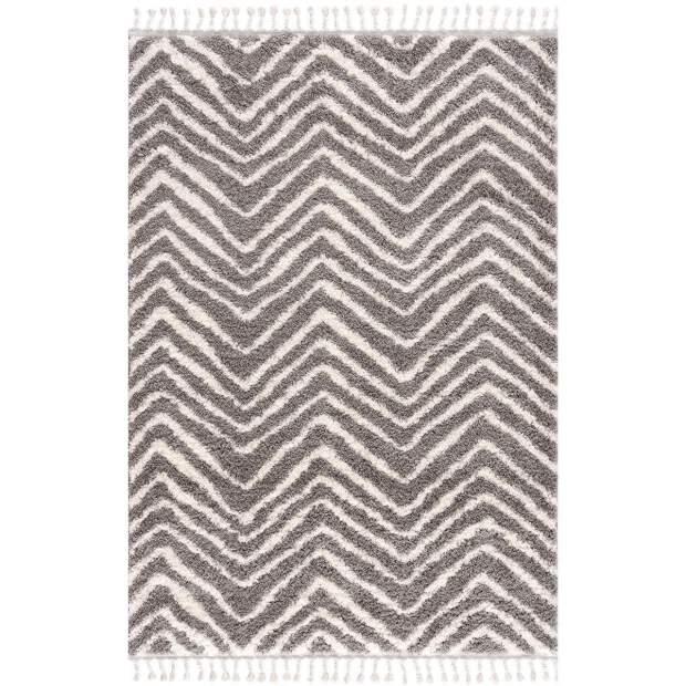 Teppich Pulpy 531 Grau