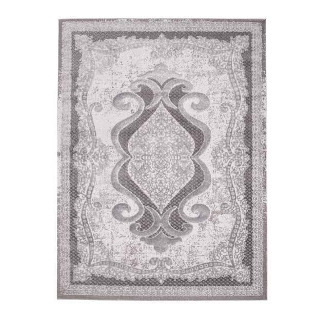 Teppich Klassisch Platin 7741 Grau