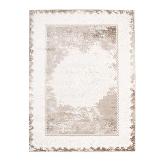Teppich Klassisch Platin 8058 Beige