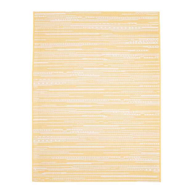 Outdoor-Teppich 600 Gelb