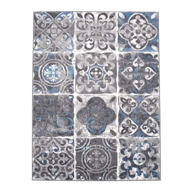 Teppich Inspiration 7692 Grau