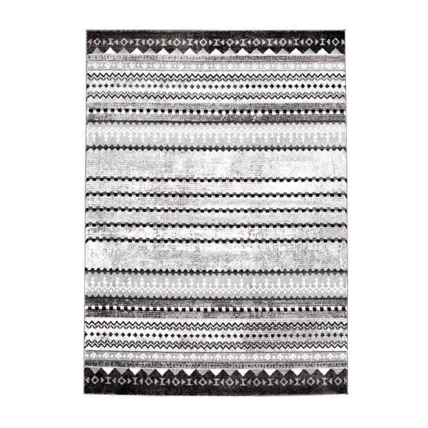 Teppich Moda 1136 Grau