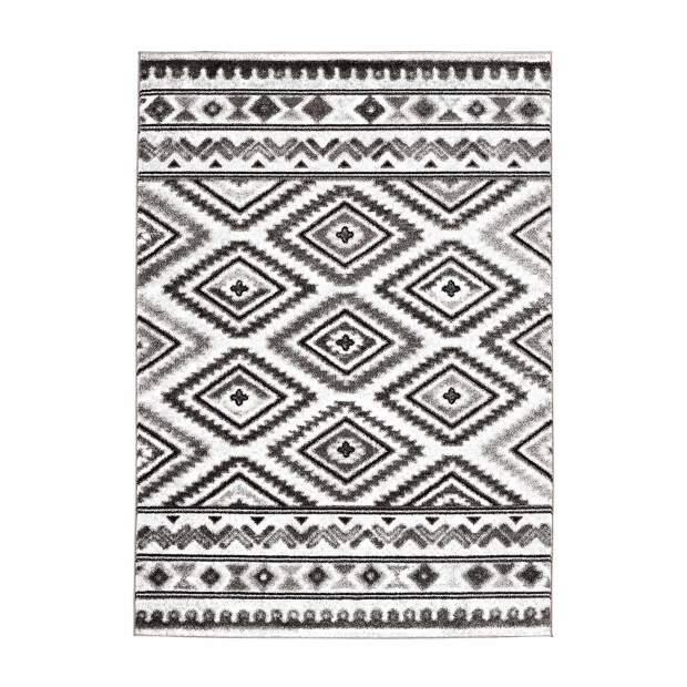 Teppich Moda 1129 Grau