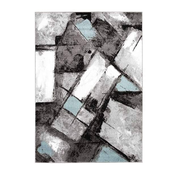 Teppich Moda 1135 Blau