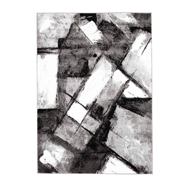 Teppich Moda 1135 Grau