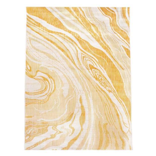 Outdoor-Teppich 710 Gelb