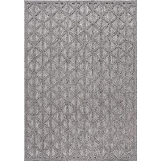 In- & Outdoor-Teppich Santorini 58500 Grau