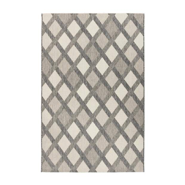In- & Outdoor-Teppich Mesh 800 Creme