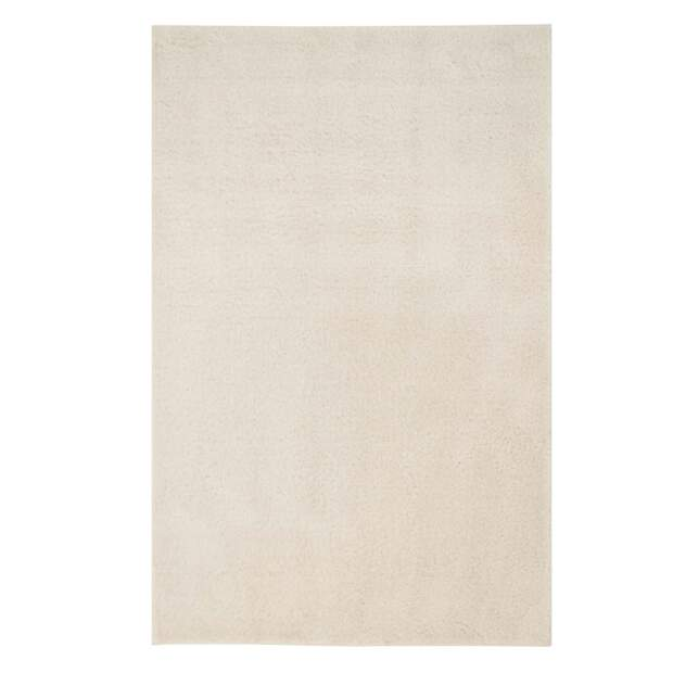 """Hochflor-Teppich """"Touch"""" 300 Ivory"""