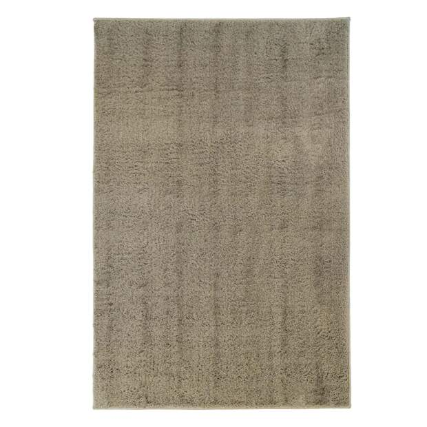 """Hochflor-Teppich """"Touch"""" 300 Taupe"""