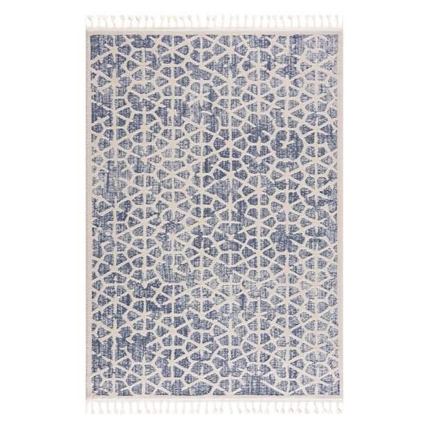 Teppich Art 1271 Blau