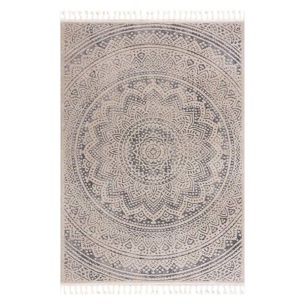 Teppich Art 1652 Grau