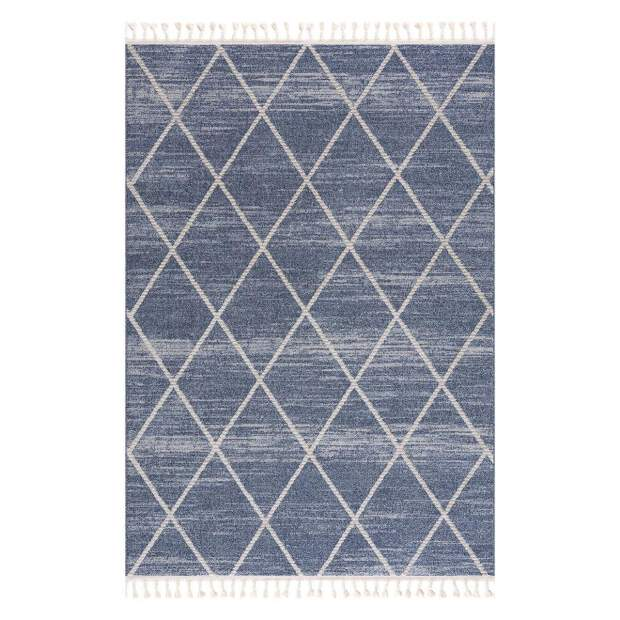 Teppich Art 2646 Blau