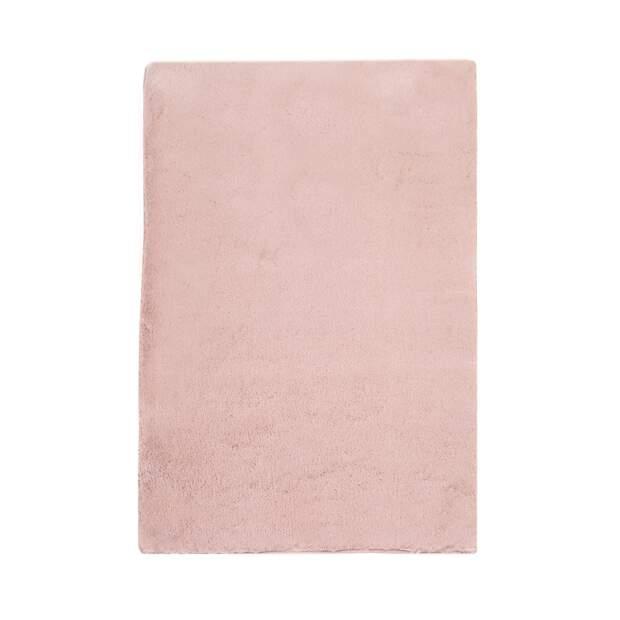 Badteppich Topia Mats 400 Puder-Pink