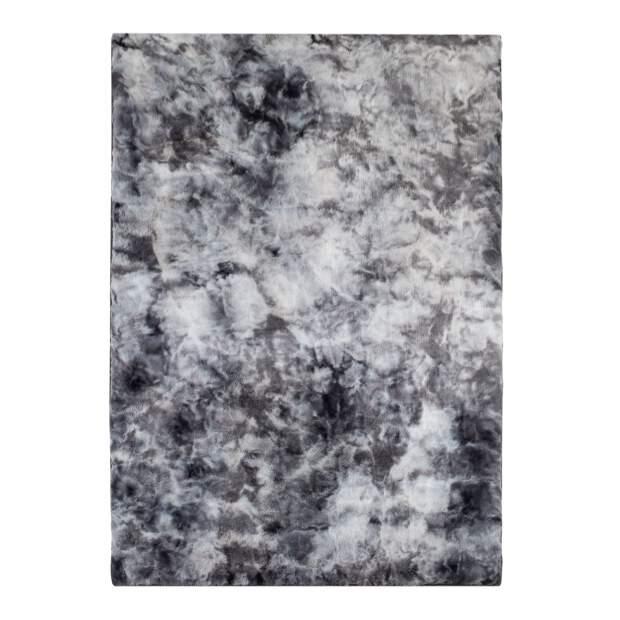 Hochflorteppich Toledo 500 Graphite
